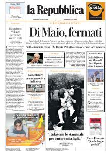 la Repubblica - 1 Dicembre 2019