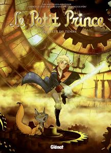 Le Petit Prince - Tome 18 - La Planete Du Temps
