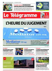 Le Télégramme Landerneau - Lesneven – 29 mars 2021