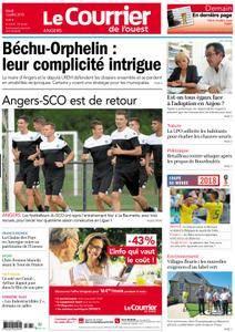 Le Courrier de l'Ouest Angers - 03 juillet 2018