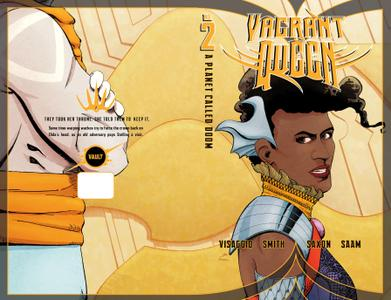 Vagrant Queen-A Planet Called Doom 002 2020 digital Son of Ultron