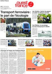 Ouest-France Châteaubriant – 10 juin 2019