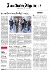 Frankfurter Allgemeine Zeitung - 21 März 2020