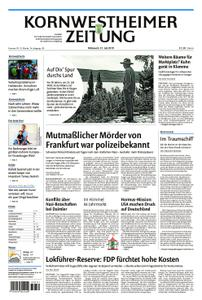 Kornwestheimer Zeitung - 31. Juli 2019