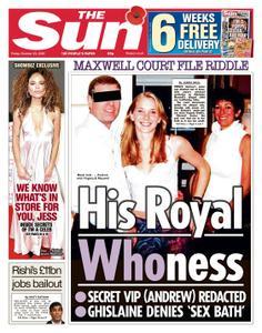 The Sun UK - October 23, 2020