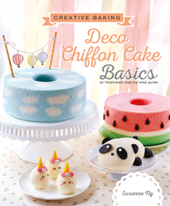 Deco Chiffon Cake Basics : An Illustrated Step-by-step Guide