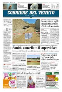 Corriere del Veneto Venezia e Mestre – 05 luglio 2019