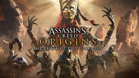 Assassin's Creed Origins - The Curse Of The Pharaohs (2018)