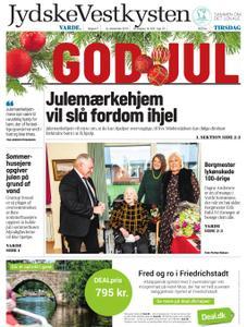 JydskeVestkysten Varde – 24. december 2019