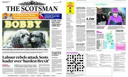 The Scotsman – January 15, 2018