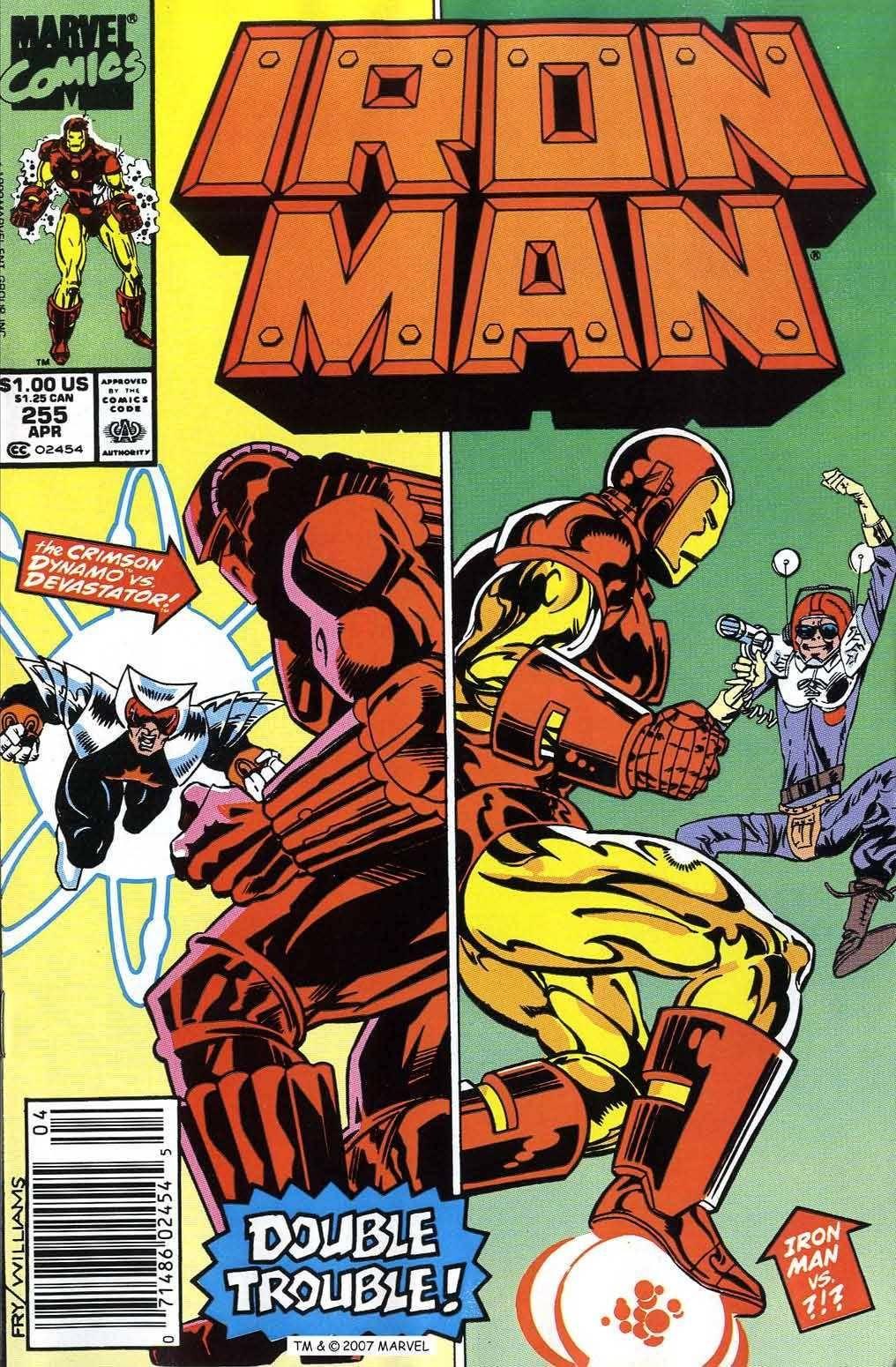 For PostalPops - Iron Man v1 255 Complete Marvel Collection cbz