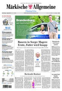 Märkische Allgemeine Fläming Echo - 01. August 2019