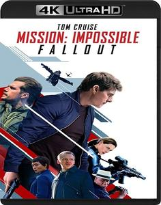 Mission: Impossible - Fallout (2018) [4K, Ultra HD]