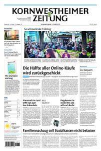 Kornwestheimer Zeitung - 07. April 2018