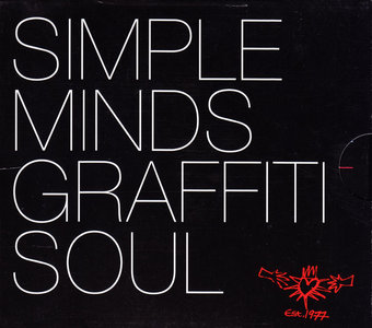 Simple Minds - Graffiti Soul (2009) 2CD Deluxe Edition [Re-Up]