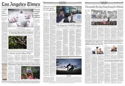 Los Angeles Times – February 02, 2021