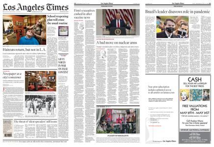Los Angeles Times – May 27, 2020