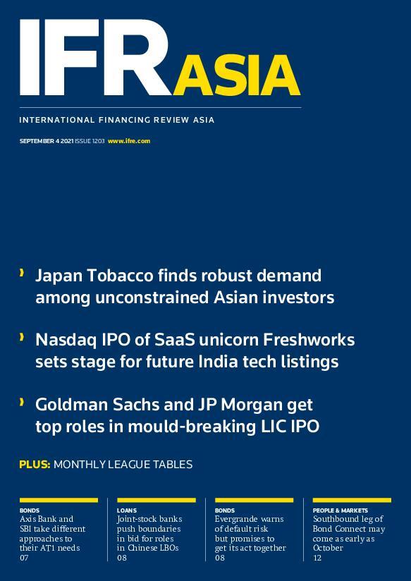 IFR Asia – September 04, 2021