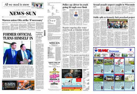 Lake County News-Sun – January 11, 2019