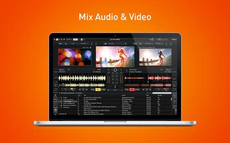 MixVibes Cross DJ 3.4.3 Multilingual Mac OS X