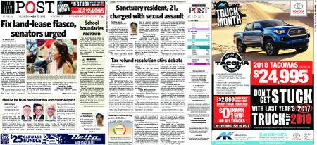 The Guam Daily Post – May 23, 2018