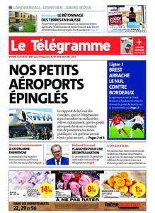 Le Télégramme Brest Abers Iroise – 06 février 2020