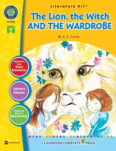 The Lion, the Witch and the Wardrobe (C.S. Lewis) (Novel Study Guides, Book 39)