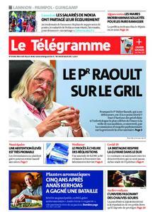 Le Télégramme Guingamp – 24 juin 2020