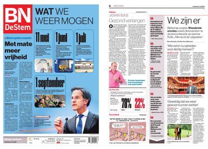 BN DeStem - Bergen op Zoom – 07 mei 2020