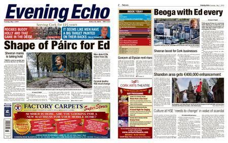 Evening Echo – May 01, 2018