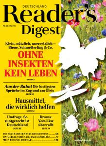 Reader's Digest Germany - August 2019