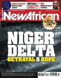 New African - January 2008