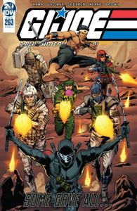 G I Joe-A Real American Hero 263 2019 Digital Thornn