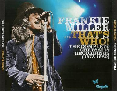 Frankie Miller - ...That's Who! The Complete Chrysalis Recordings (1973-1980) (2011) {4CD Box Set}