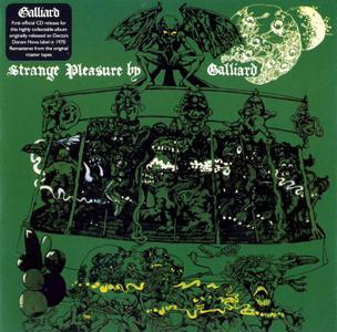 Galliard - Strange Pleasure (1969) {2009, Remastered}
