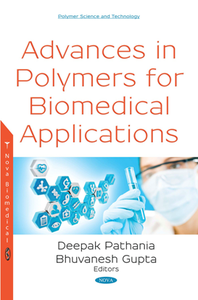 Advances in Polymers for Biomedical Applications