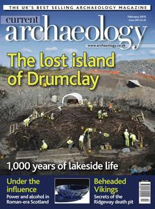 Current Archaeology - Issue 299