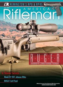 American Rifleman - July 2019