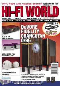 Hi-Fi World - August 2021
