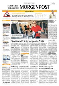 Solinger Morgenpost – 09. April 2019