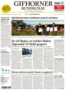 Gifhorner Rundschau - Wolfsburger Nachrichten - 08. Oktober 2019
