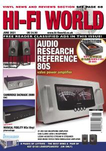 Hi-Fi World - June 2021
