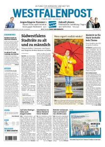 Westfalenpost Wetter - 16. Oktober 2018