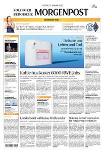 Solinger Morgenpost – 17. Januar 2020