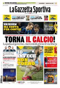La Gazzetta dello Sport Bergamo – 19 aprile 2020