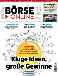 Börse Online – 29. August 2019