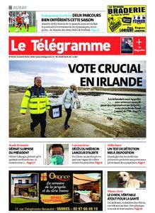 Le Télégramme Auray – 08 février 2020
