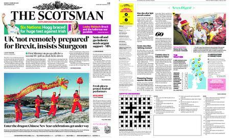 The Scotsman – February 04, 2019