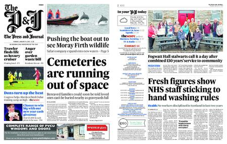 The Press and Journal Moray – January 14, 2019