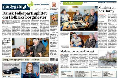 Nordvestnyt Holbæk Odsherred – 18. november 2017